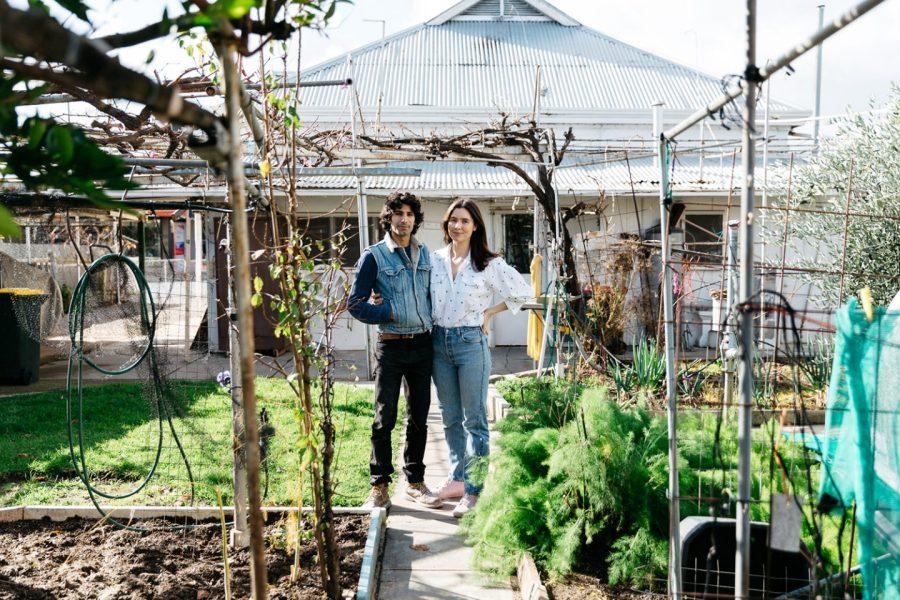 Aldo Mignone and Isabella Wood of Studio Mignone. Photo: Sia Duff
